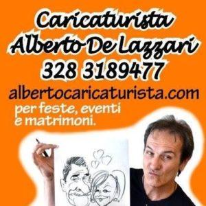 Alberto De Lazzari Disegnatore Caricaturista